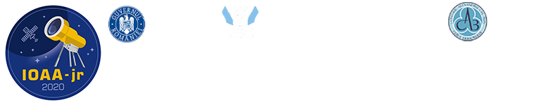1st  International  Olympiad of Astronomy and Astrophysics - juniors,  28th March -3th April 2020,